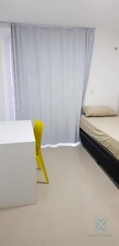 Apartamento Solarium, com 3 dormitórios à venda, 87 m² por R$ 450.000 - Porto das Dunas -  - Foto 17