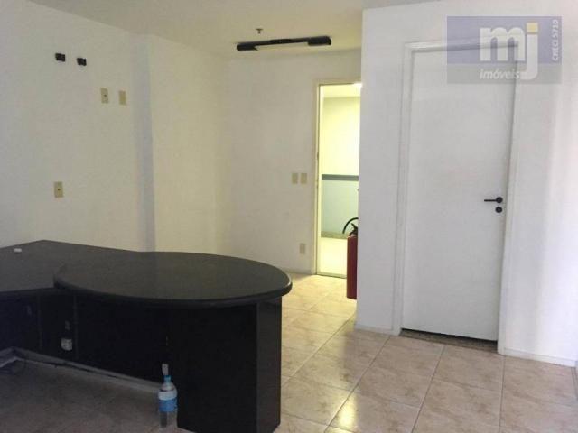 Sala para alugar, 35 m² por R$ 1.000,00/mês - Centro - Niterói/RJ - Foto 3