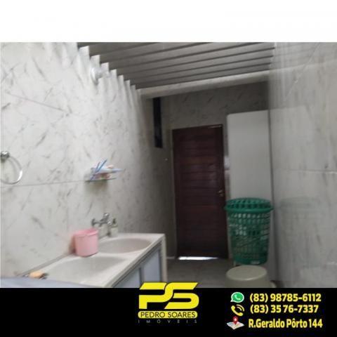 (EXCELENTE) Casa c/ 4 qts, 1 st, DCE, à venda, 420 m² por R$ 650.000 - Cristo Redentor - Foto 18