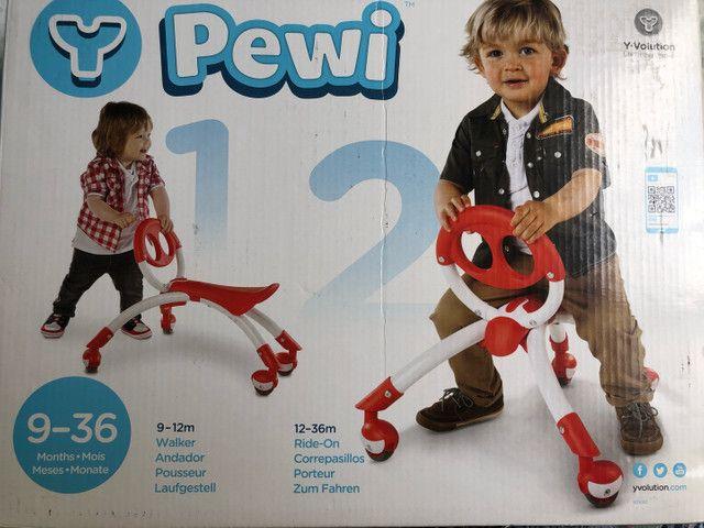 Andador e bike PEWI
