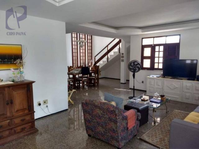 Casa à venda, 520 m² por R$ 840.000,00 - Edson Queiroz - Fortaleza/CE - Foto 3