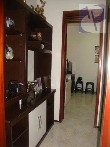 Casa residencial à venda, Edson Queiroz, Fortaleza - CA2542. - Foto 10