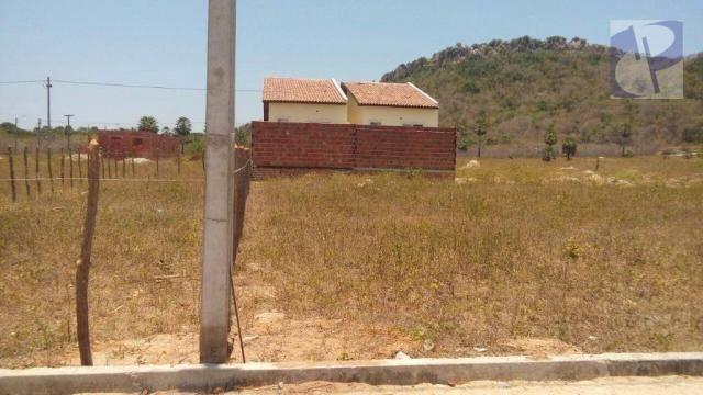 Terreno rural à venda, Barrocão, Itaitinga.