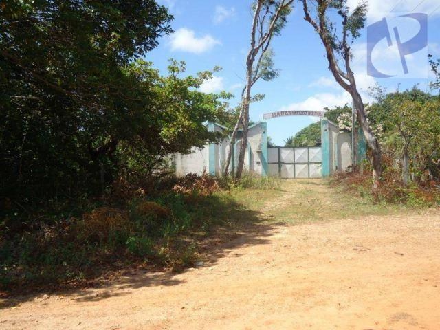Chácara residencial à venda, Piau, Aquiraz - CH0010.