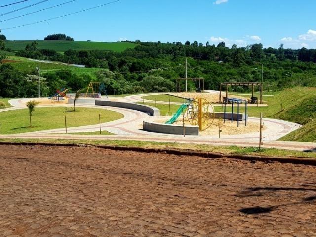 Vende-se terrenos de esquina de 450m² no Loteamento Colina Verde - Foto 4