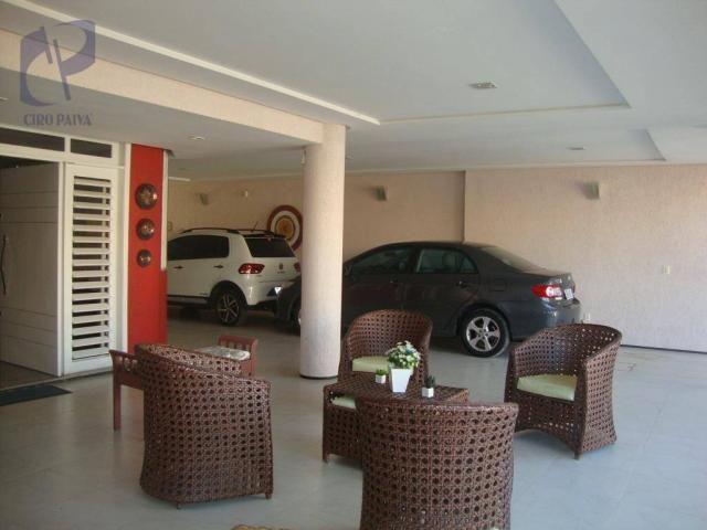 Casa à venda, 392 m² por R$ 960.000,00 - Engenheiro Luciano Cavalcante - Fortaleza/CE - Foto 6