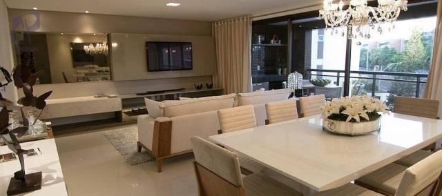 Apartamento residencial à venda, Cocó, Fortaleza - AP0758.