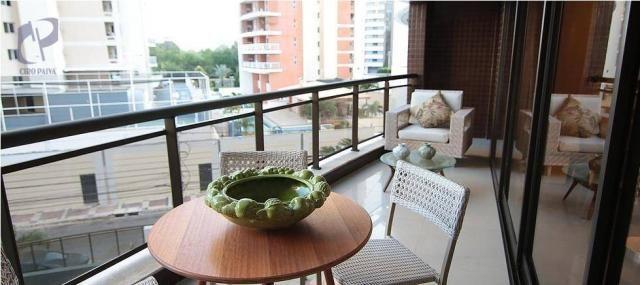 Apartamento residencial à venda, Cocó, Fortaleza - AP0758. - Foto 5