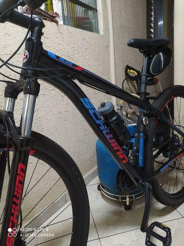 Bicicleta aro 29 24 velocidades acera .