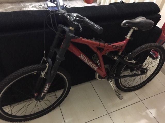 Vendo bicicleta Mitsubishi