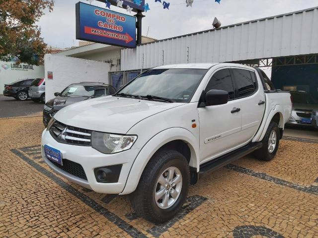 L200 TRITON 2014/2015 2.4 HLS 4X2 CD 16V FLEX 4P MANUAL