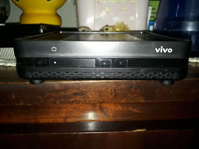 Modem HD TV FIBRA