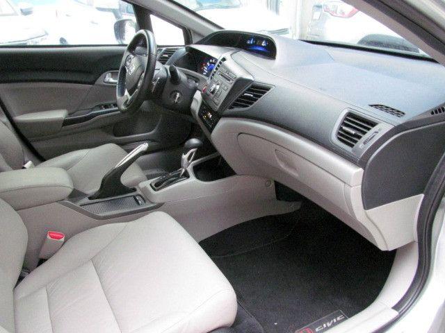 Honda Civic Lxr Automático Blindado - Foto 8