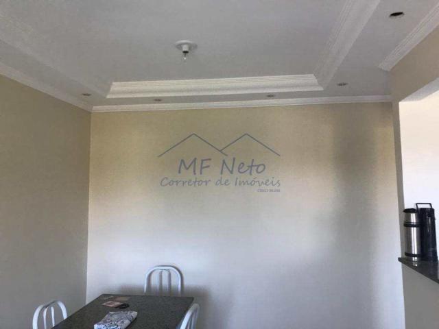 Apartamento à venda com 2 dormitórios em Vila pinheiro, Pirassununga cod:10131813 - Foto 6