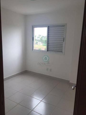 Apartamento com 2 dormitórios e churrasqueira na sacada - YES - Foto 8