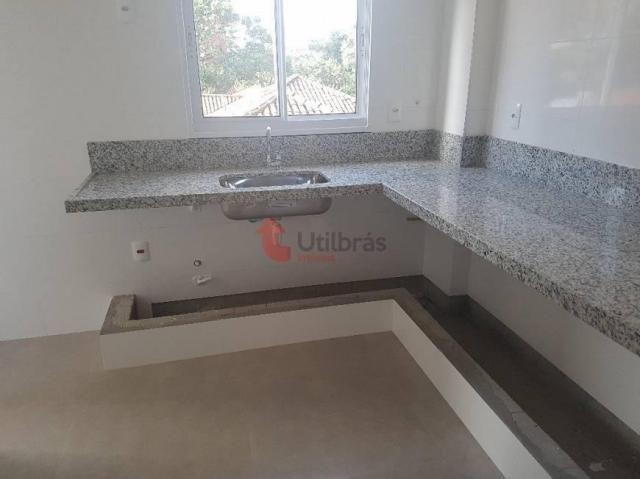 Apartamento à venda, 3 quartos, 1 suíte, 2 vagas, São Pedro - Belo Horizonte/MG - Foto 4