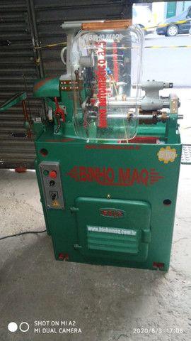 Torno Automático Traub A25 Completo Com Alimentador de Barras - Foto 5