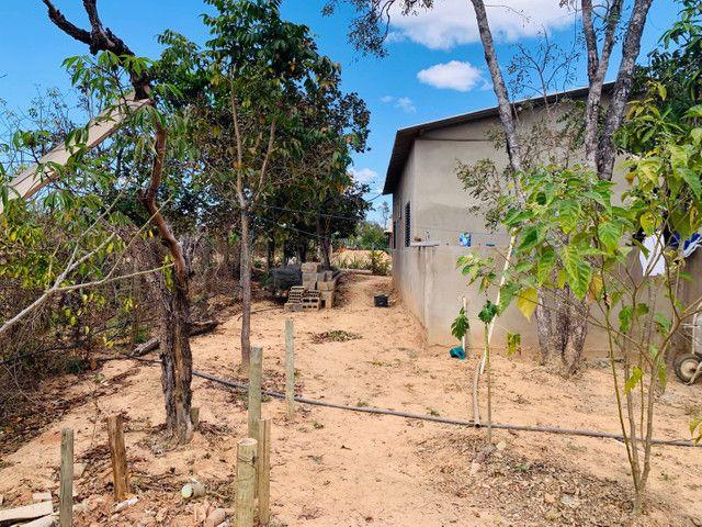 Vendo Rancho 2 quartos um suíte regiao Três Marias - Foto 17