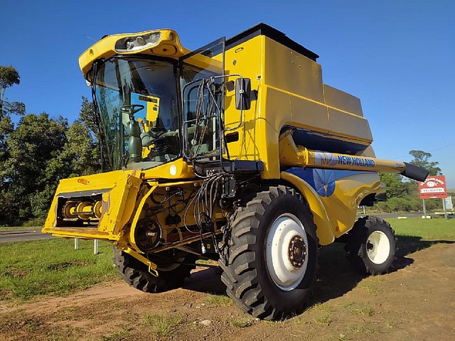 New Holland Cs660