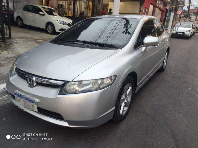 Honda New Civic Lxs Automático TOP