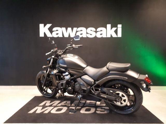 Kawasaki Vulcan S 650 ABS 0km 2020 - 2 Anos de Garantia! - Foto 6
