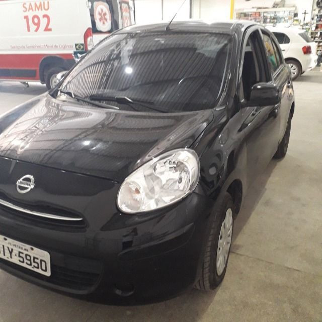 Nissan March S 1.6 16V Flex Fuel 5P - Foto 6