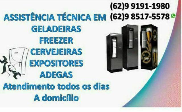 Assistência Técnica em Geladeiras e Freezers  - Foto 3
