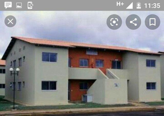 Vendo apartamento ou troco por casa - Foto 2