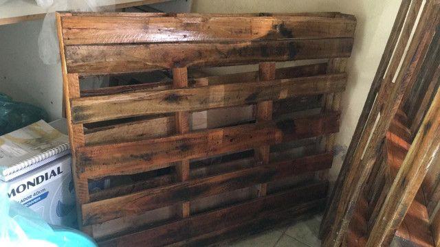 Pallets - 4 por R$ 80 - Foto 5
