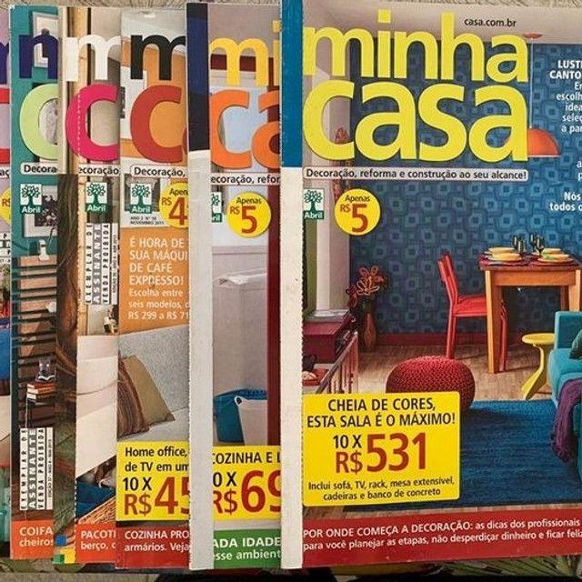 88 revistas de arquitetura e decoração - Foto 2