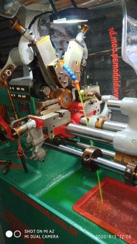 Torno Automático Traub A25 Completo Com Alimentador de Barras - Foto 4