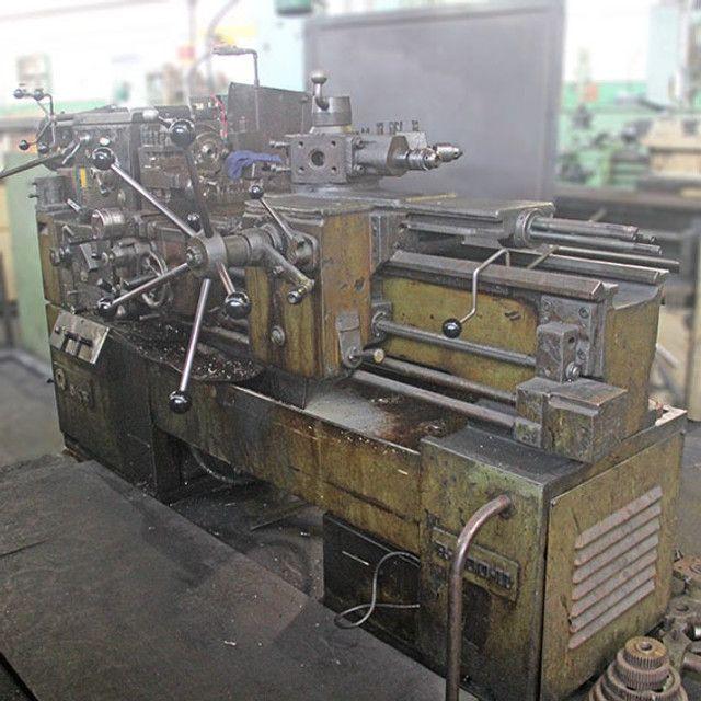 Torno Mecânico Revolver Imor/Romi R400 II 1977 ? ML79 Usado