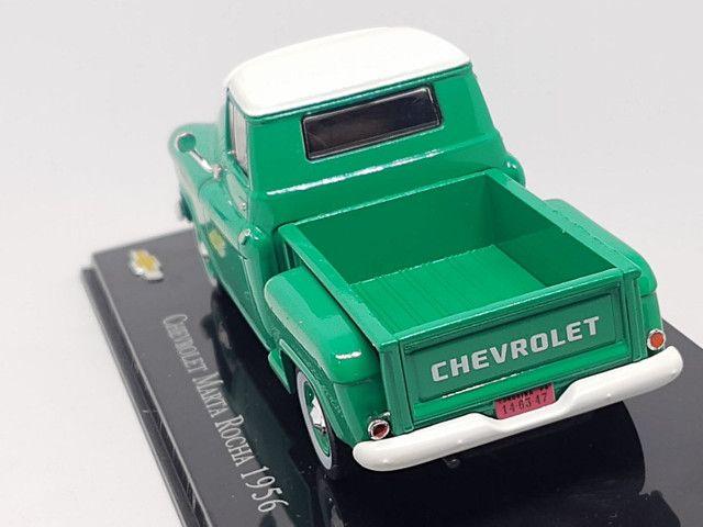 Miniatura Chevrolet Marta rocha 1956 - Foto 3