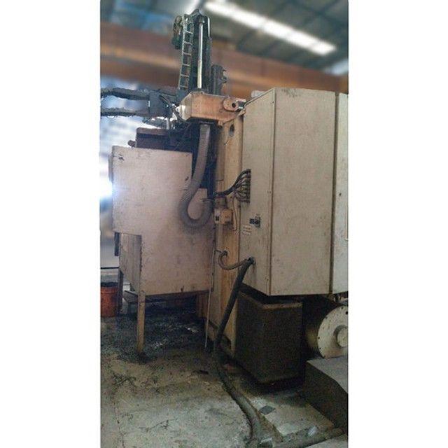 Torno vertical CNC Siemens morando 1 m de volteio - VN25 Usado - Foto 4