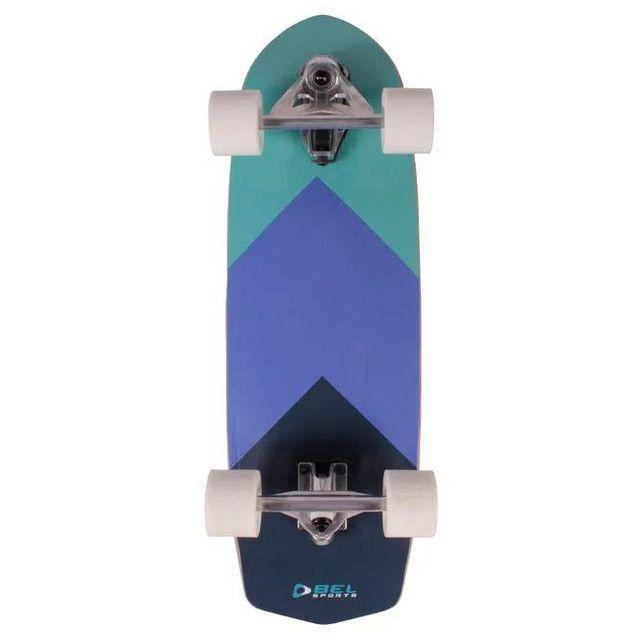Skate Swingboard Simulador de Surf Bel