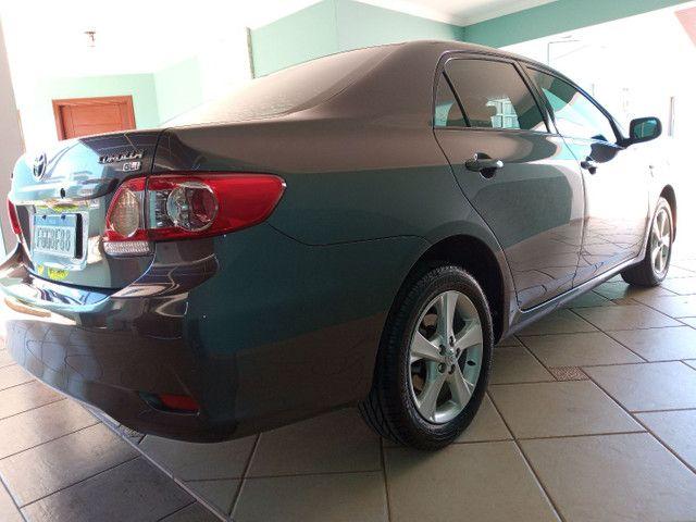 Corolla GLI automático 2013