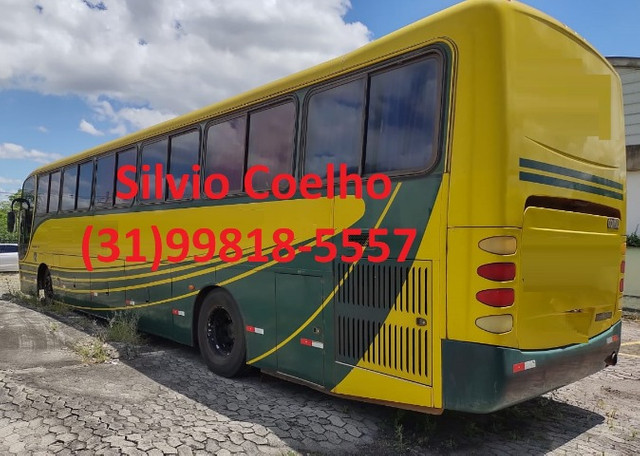 Ônibus Comil Campione 2004 Top - Silvio Coelho - Foto 4