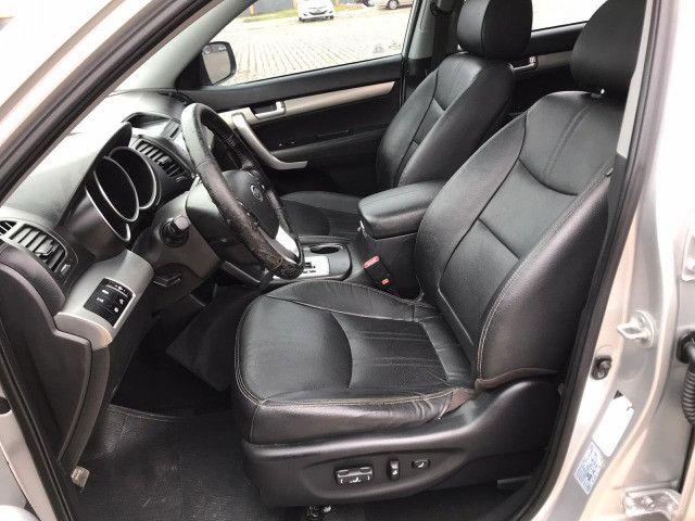 Kia Sorento EX2 4x4 V6 278cv 2012 top de linha - Foto 7