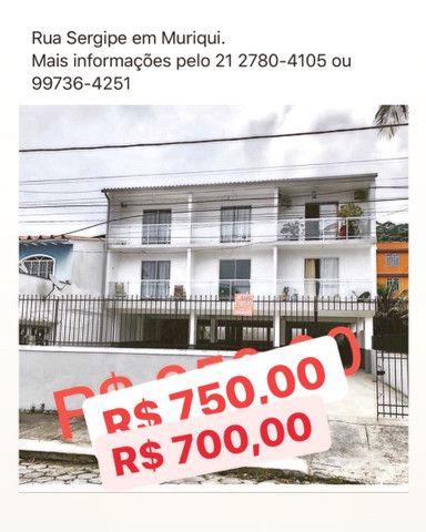 Aluguel em Muriqui R$ 700,00
