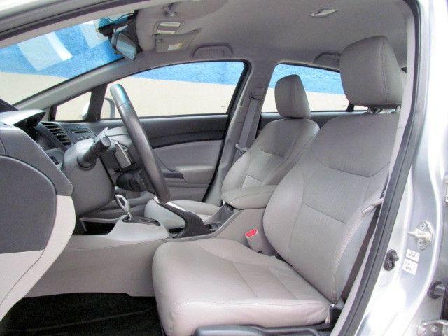 Honda Civic Lxr Automático Blindado - Foto 7