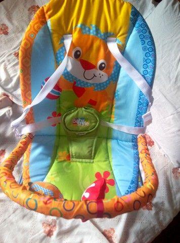 Cadeirinha de descanso Baby Style, 0 a 11kg - Foto 2