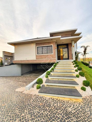 Casa com 4 dormitórios à venda, 389 m² por R$ 3.235.000 - Condomínio Nova Aliança - Rio Ve - Foto 2