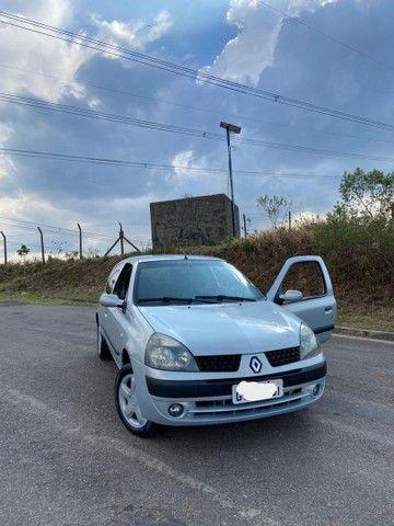 CLIO DYNAMIQUE 1.6 16V RARIDADE