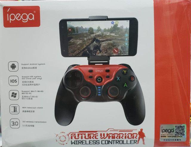 Controle Gamer Ipega Varios modelos para Celular ou Tablet - Foto 4