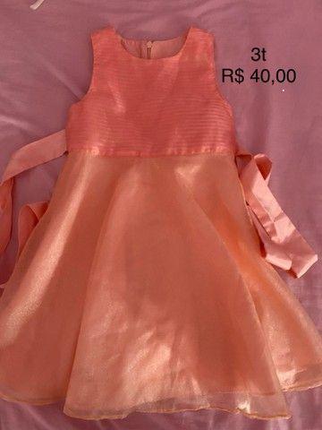 Vestidos festa bebê  - Foto 2