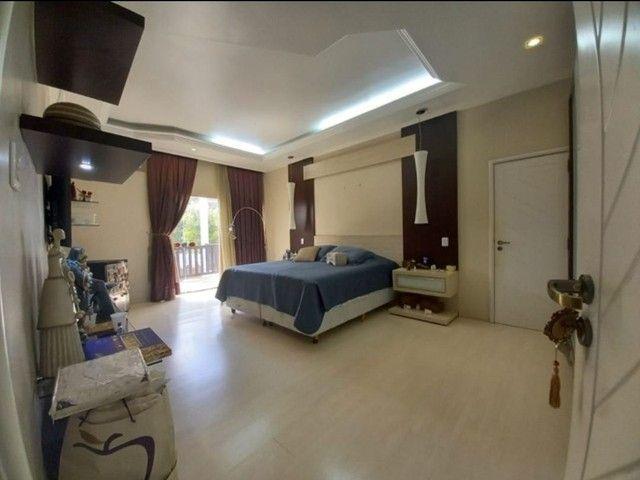 Casa Duplex,  4 suites c/ Hidro, Escritório, 6 carros. - Foto 8