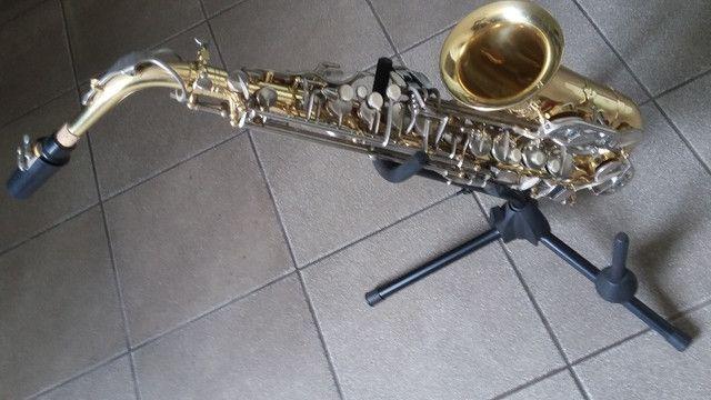 Saxfone Alto Eagle SA 500 - Foto 4