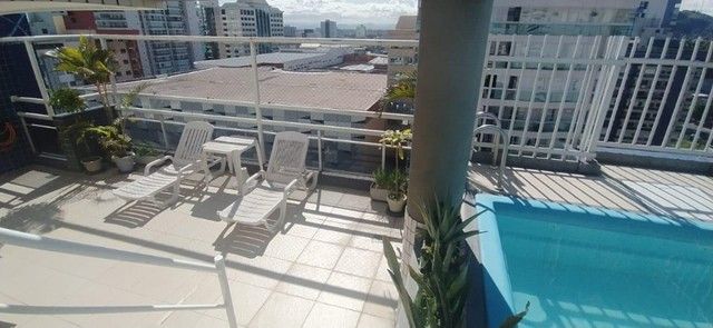 Ed Ipanema-Cobertura Linear-4Qts-2 Suítes-220 Mts-Lazer Top-P. da Costa - Foto 15