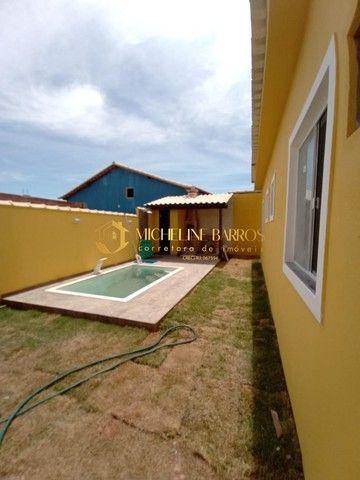 Sheila- Casa a venda na planta em Unamar, Cabo Frio - RJ! - Foto 9