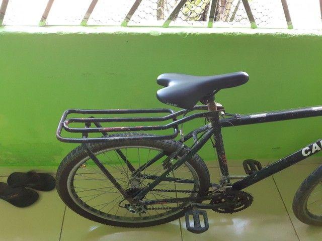 Bike Aro 26 aluminio - Foto 3
